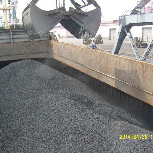 Перевалка экспортного металлургического кокса