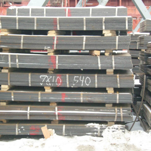 Перевалка экспортной металлопродукции ОАО Северсталь