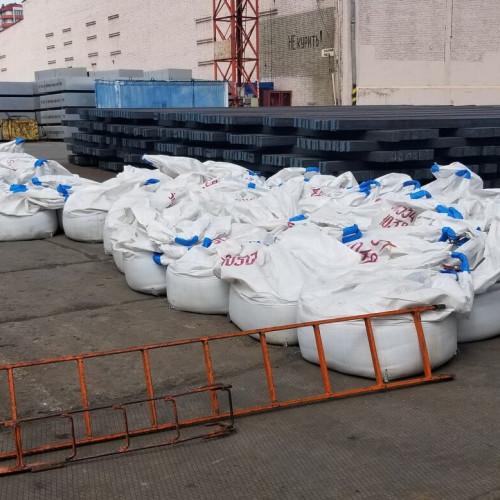 Перевалка экспортного оловянного концентрата