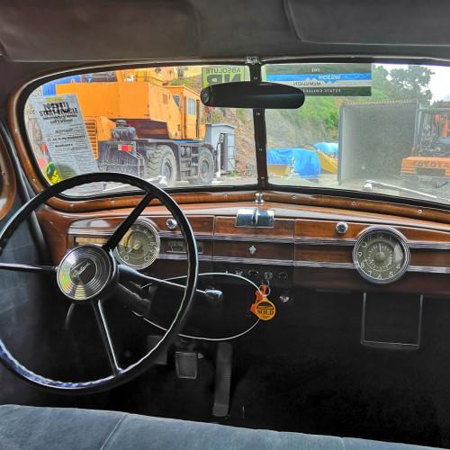 Доставка раритетных автомобилей в музей автомобилей